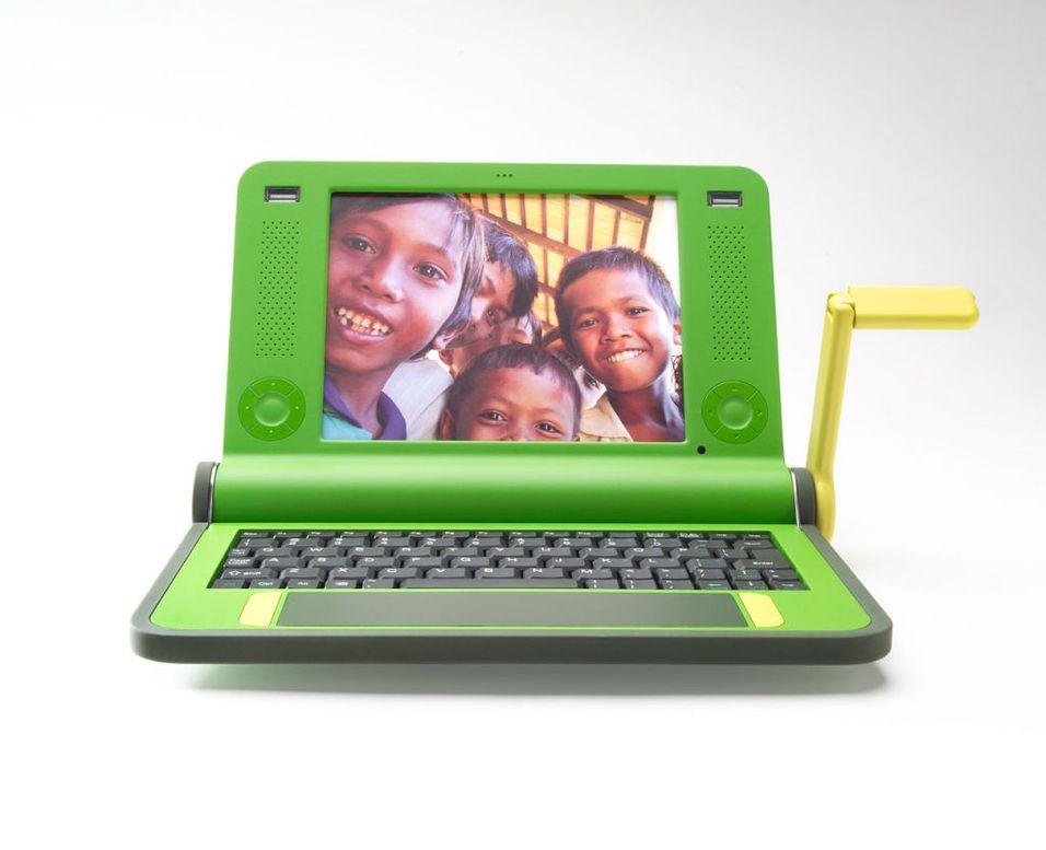100 dollar laptop bytter navn