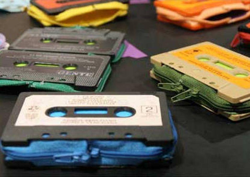 Putt penger i kassettene