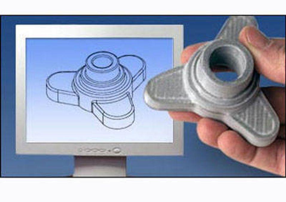 Nå kommer 3D-printerne
