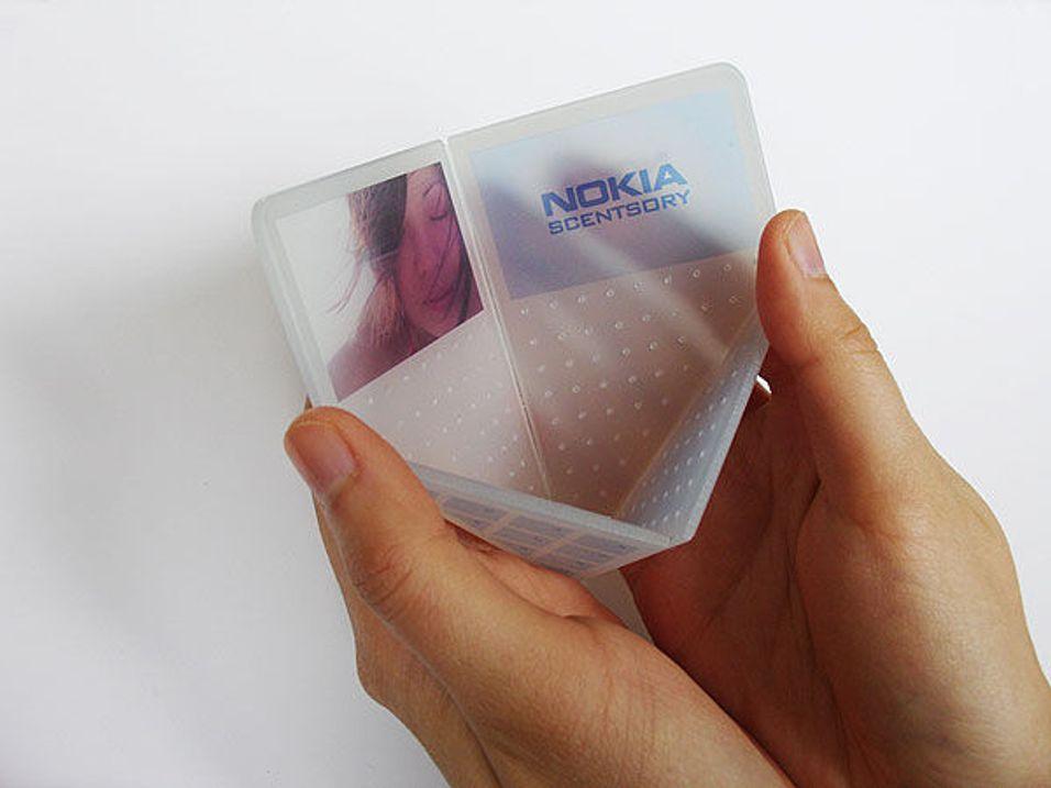 Duften av en Nokia