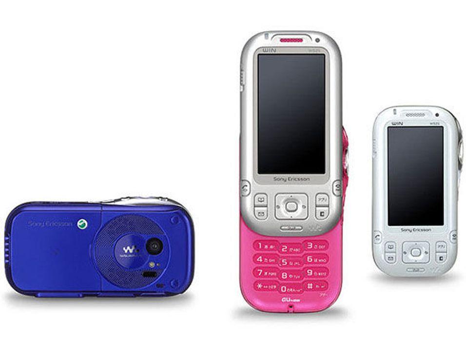 FM-mobil fra Sony Ericsson