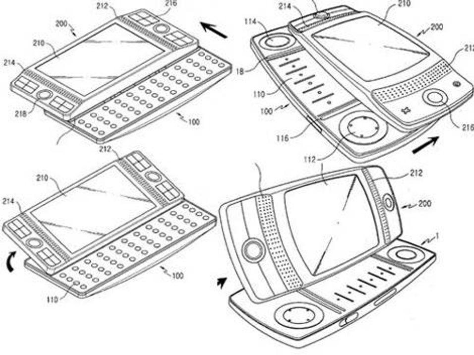 MP3-spiller gir design til ny mobil