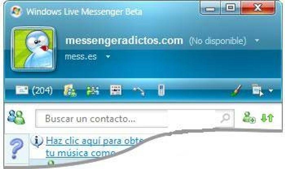 Microsoft Messenger har rømt