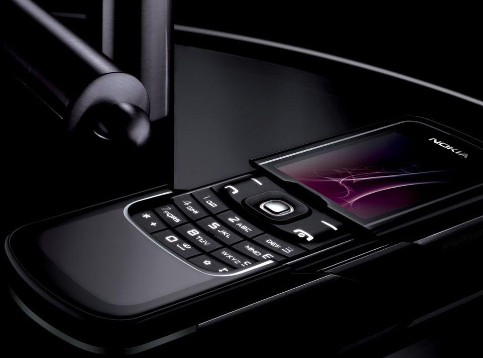 """Ny Nokia i """"sotet glass"""""""