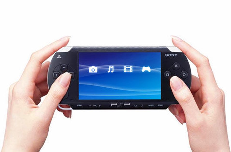Sony Ericsson med PSP-mobil