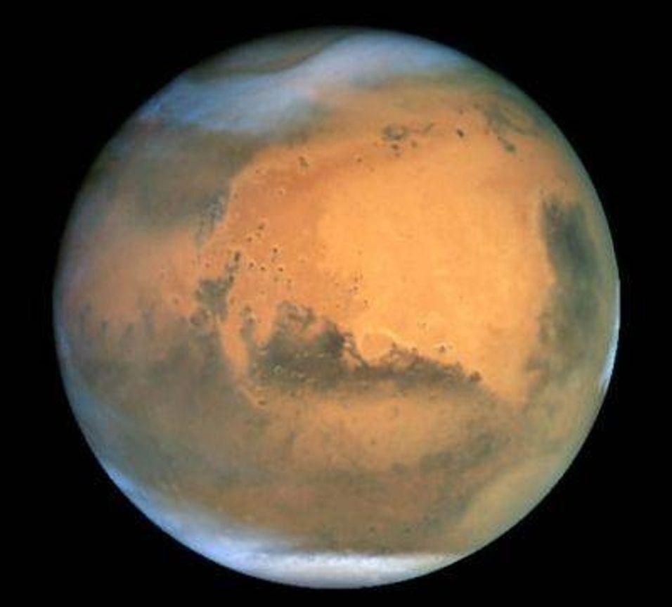 Utforsk Mars på egenhånd