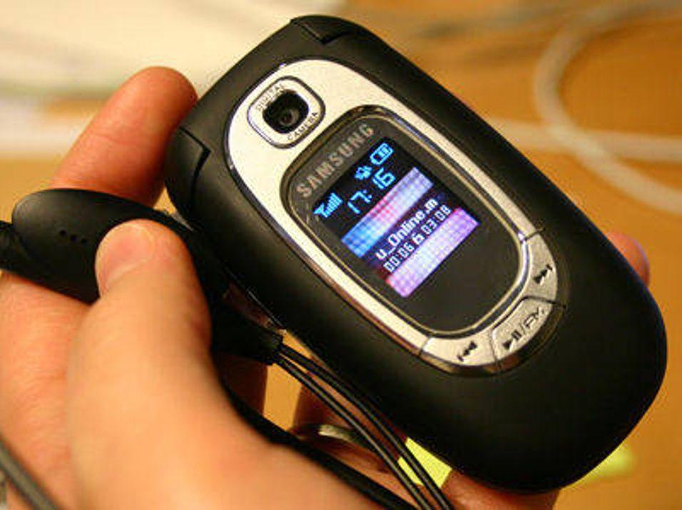 Last ned musikk på 2G-mobil