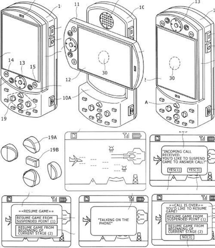 Tilbakeviser rykter om PSP-mobil