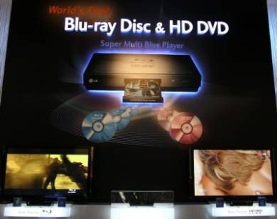 Kun Blu-ray hos Blockbuster