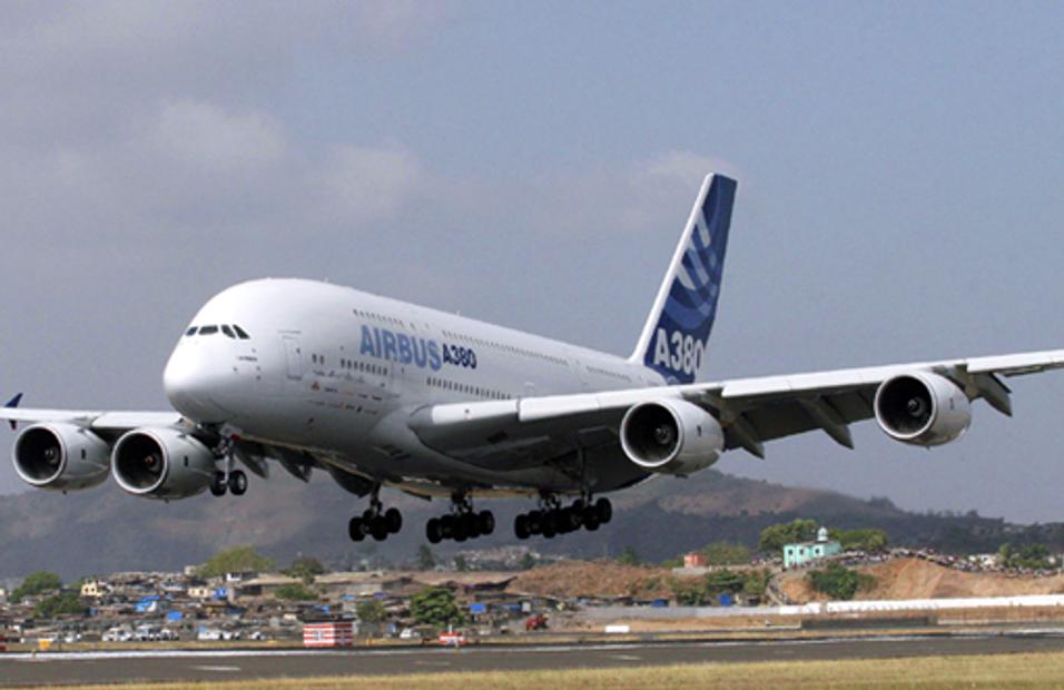 Alt tilrettelagt for flysamtaler