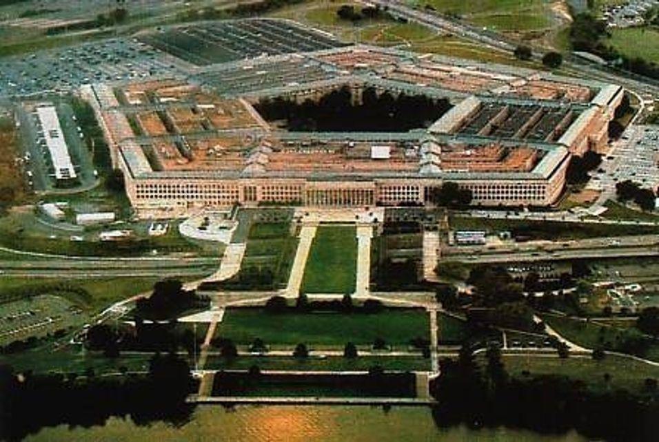 Hacket seg inn i Pentagon