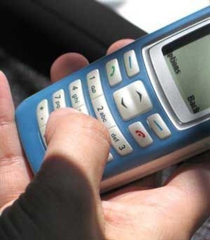 Skrev bok med mobiltelefonen