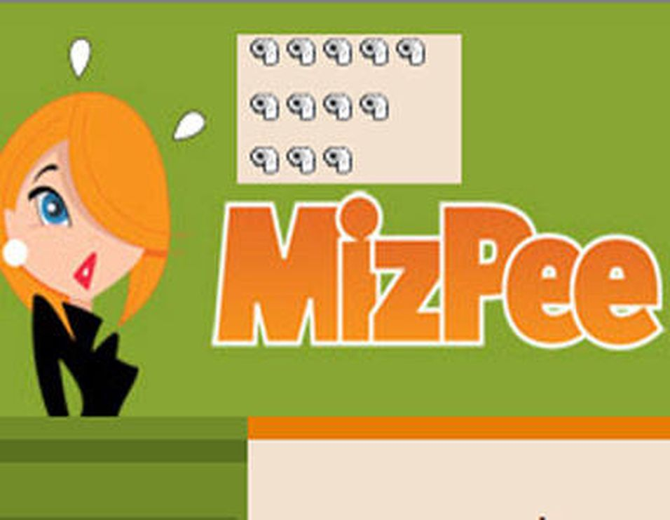 MizPee hjelper deg på do