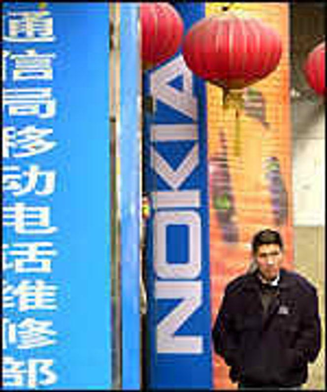 Kinesere i harnisk over Nokias kvalitetssvikt