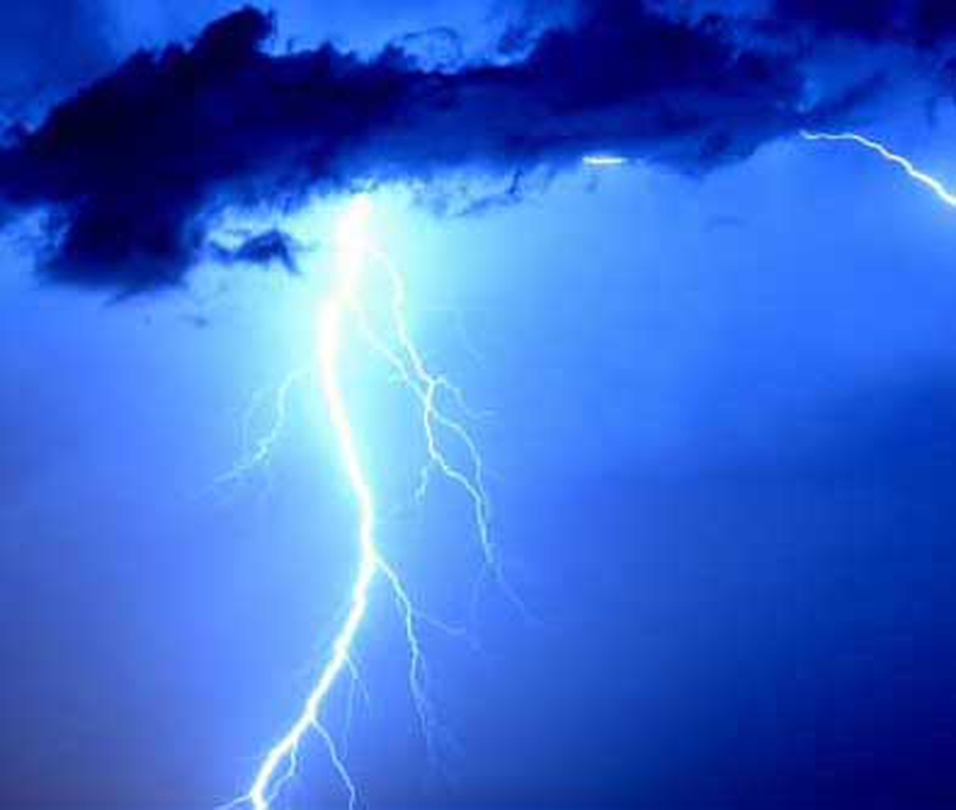 Farlig å mp3-jogge i tordenvær