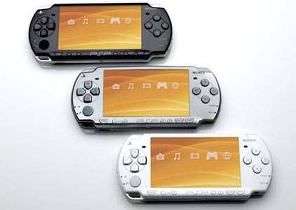 Nye Playstation Portable