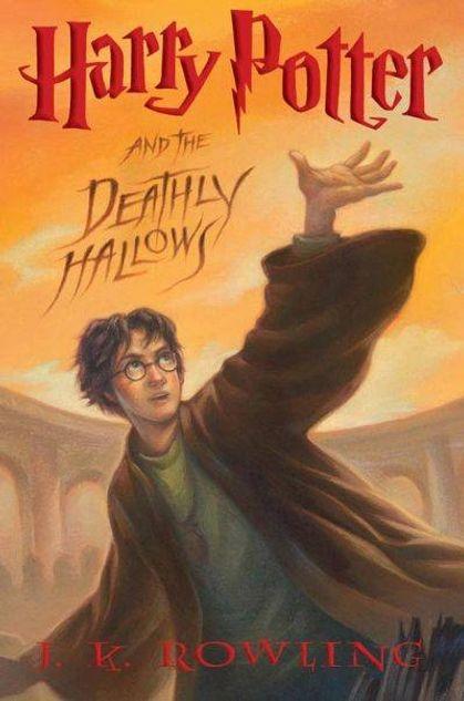 Siste Harry Potter boken allerede på nett