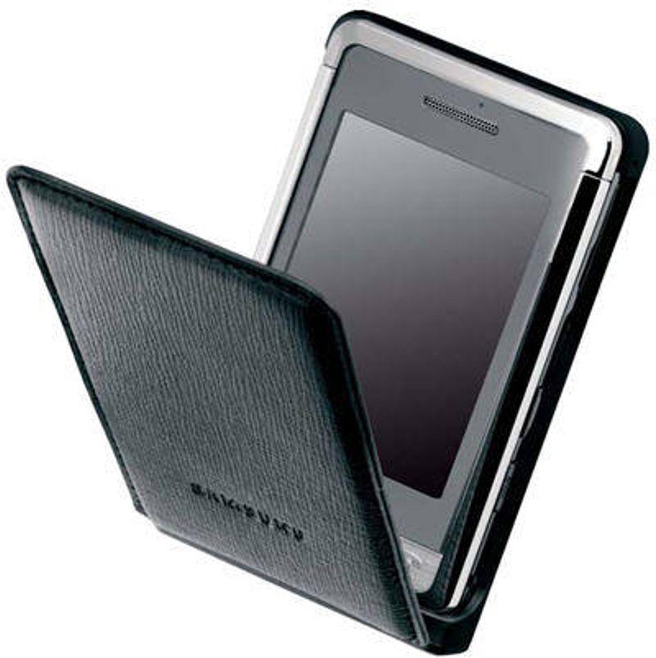 Snerten nyhet fra Samsung