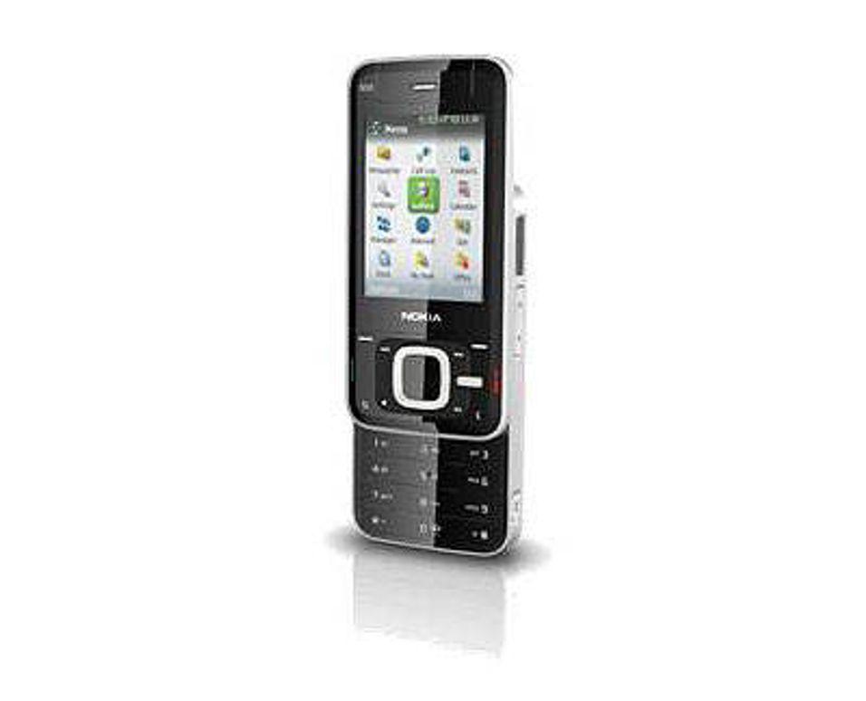 Lekker ny mobil fra Nokia