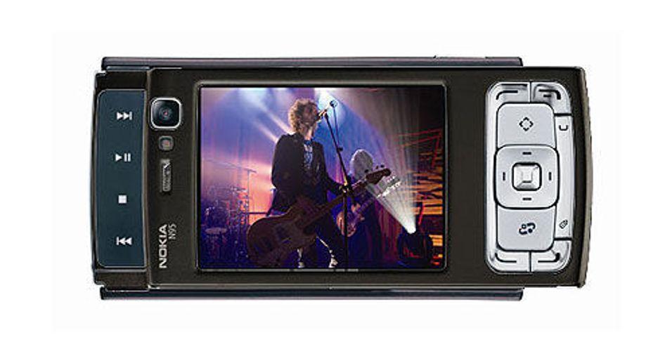 Nokia N95 på steroider