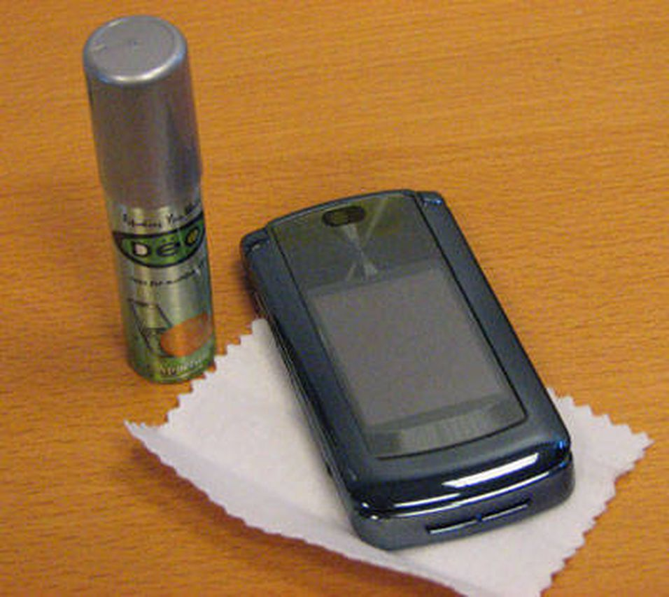 Fra bakteriebombe til appelsinduftende mobil