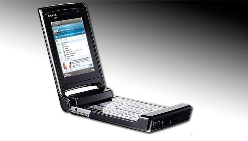 Windows Live på Nokia-mobiler i dag