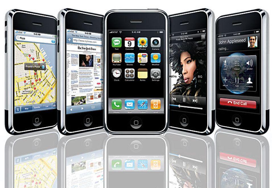 Drastisk priskutt på Iphone