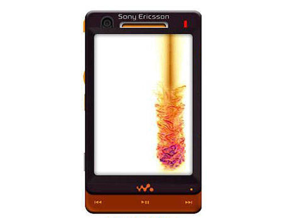 "Mobilen viser hvor ""tampen brenner"""