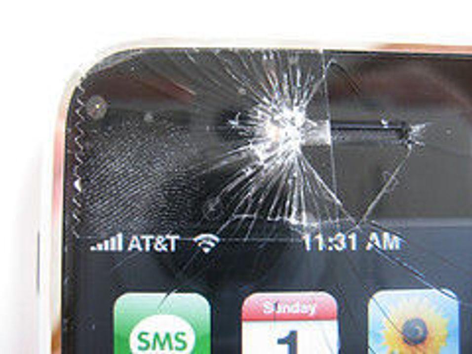 Advarer mot Apple Iphone