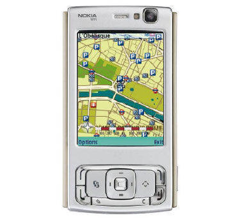 Nokia forbedrer kart-tjenestene