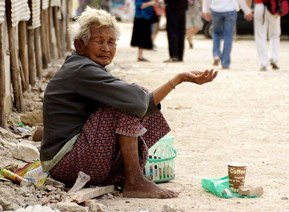 Mobilen bekjemper fattigdom