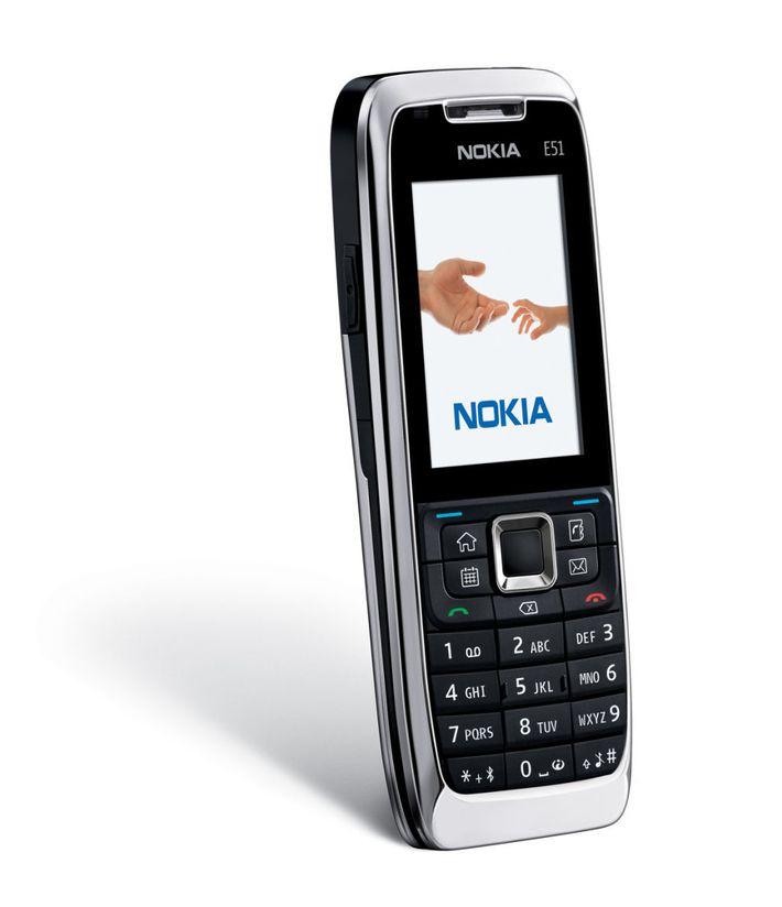 Nokias nye forretningsmobil