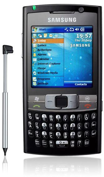 Smart, funksjonsspekket mobil fra Samsung