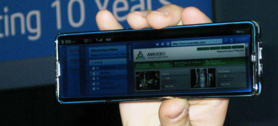 Neste års populære mobiler
