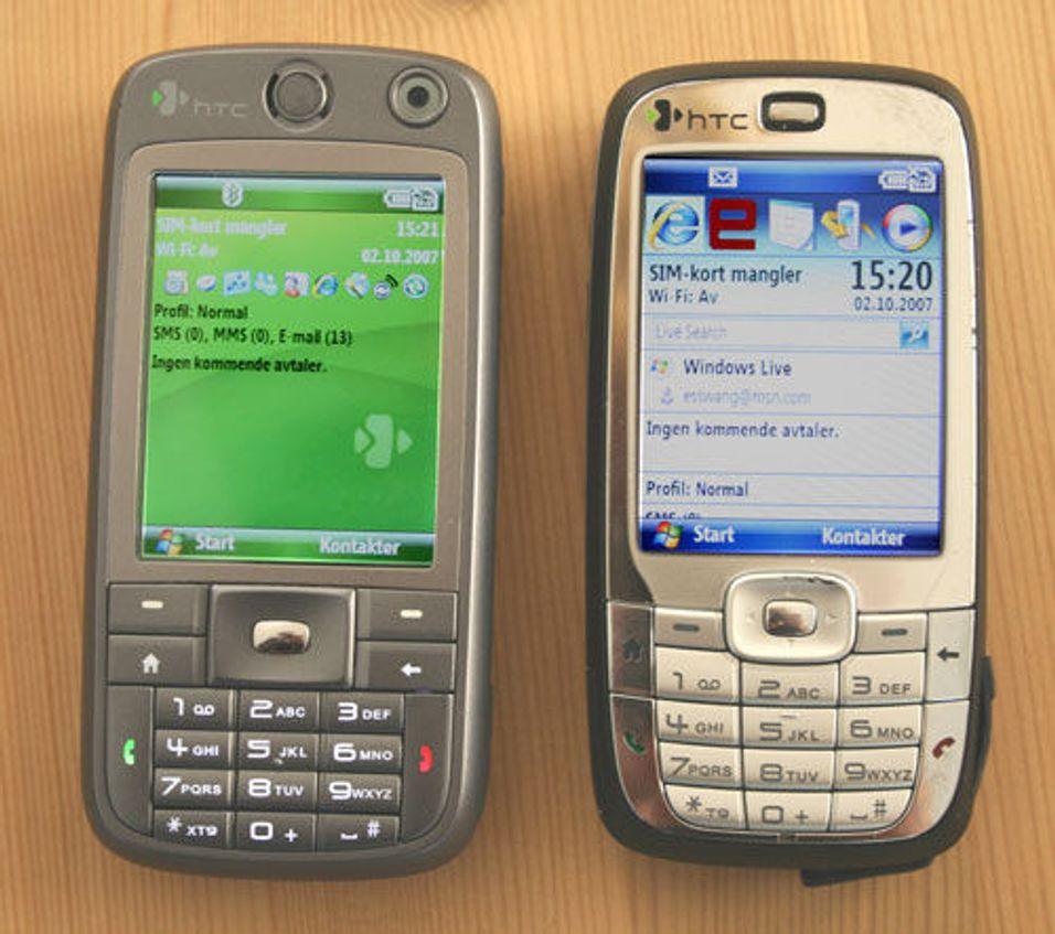 Slik er HTC S730