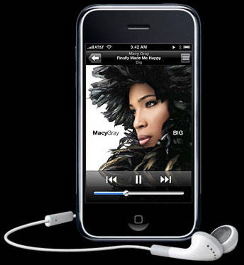 Nærmer seg opplåsing av Iphone 1.1.1