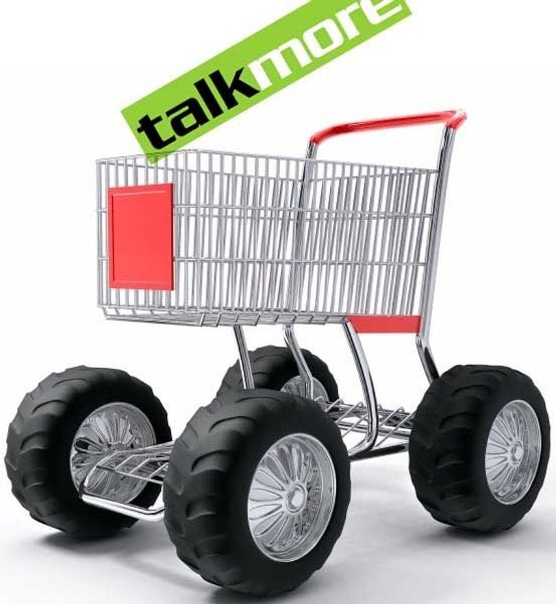 Får kjøpe Talkmore