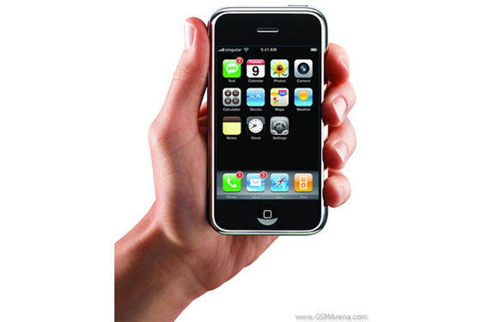 Iphone selges ulåst i Frankrike - lovlig