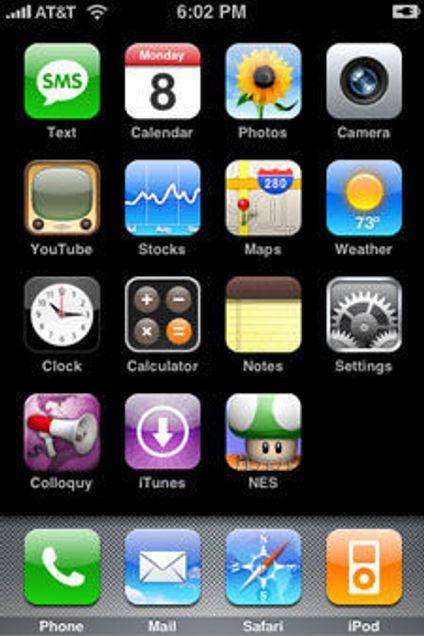 Apple åpner iPhone