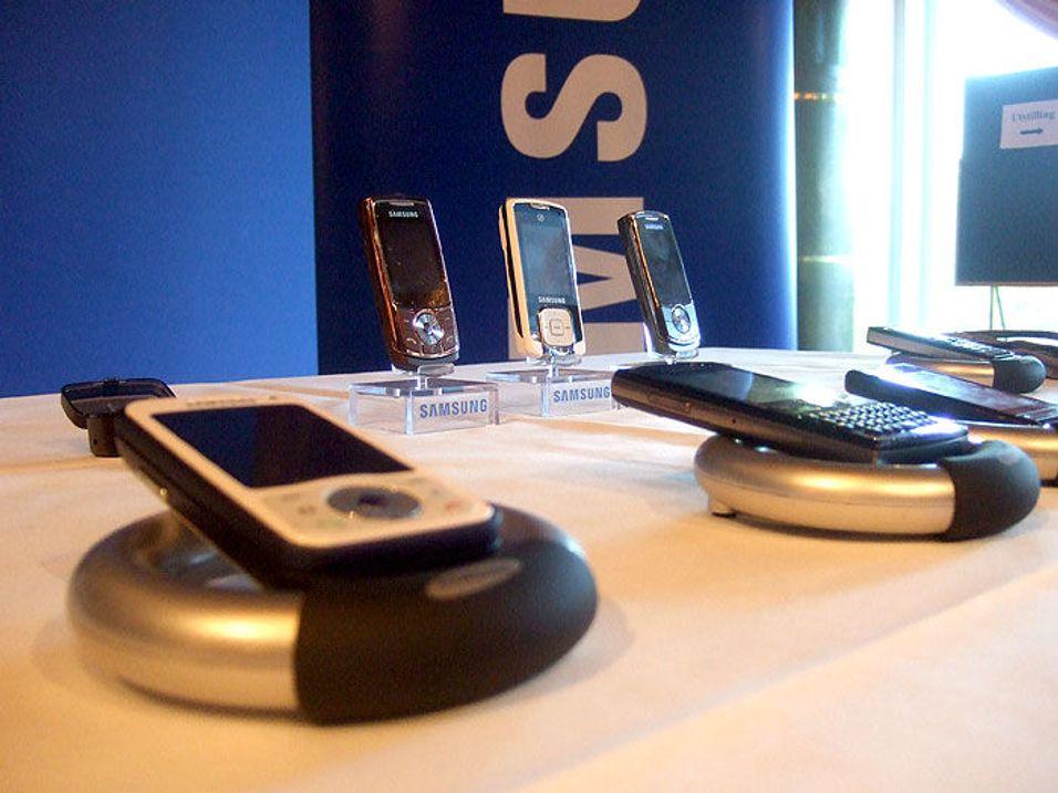 Nye produkter på årets mobilmesse