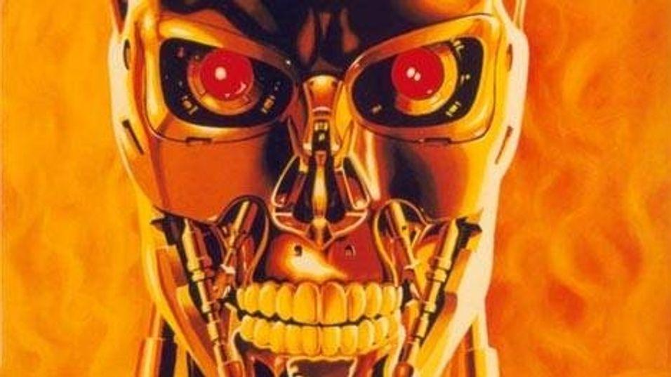 Robotkanon gikk amok