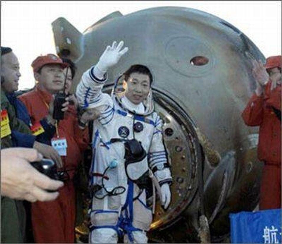 Kina vil til månen