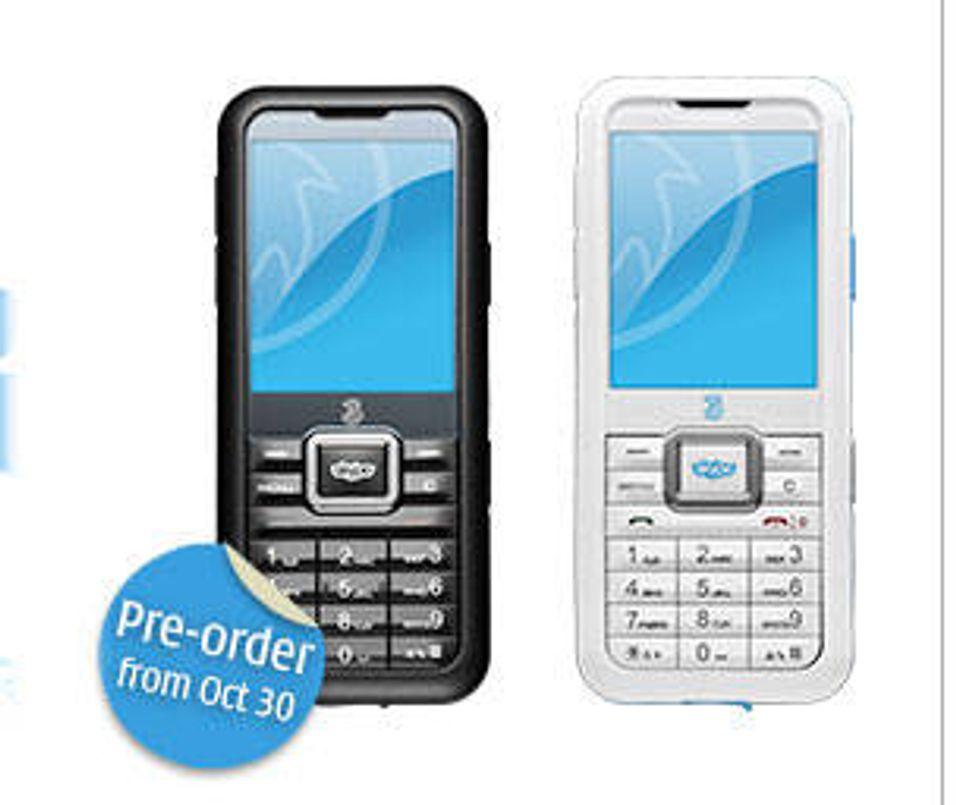 3 slipper Skype-mobil