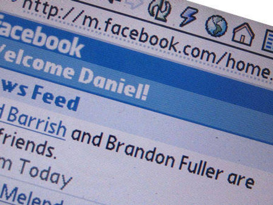 Facebook gjør deg mer produktiv