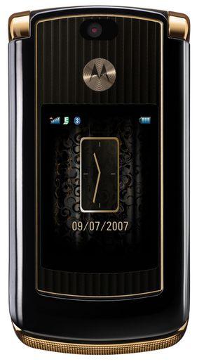 Mer luksus fra Motorola