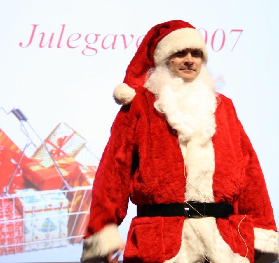 Her er årets julegaver