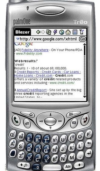 Google vil ha reklame på din mobil