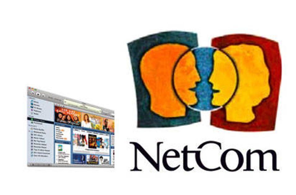 Netcom vil bli større enn Itunes