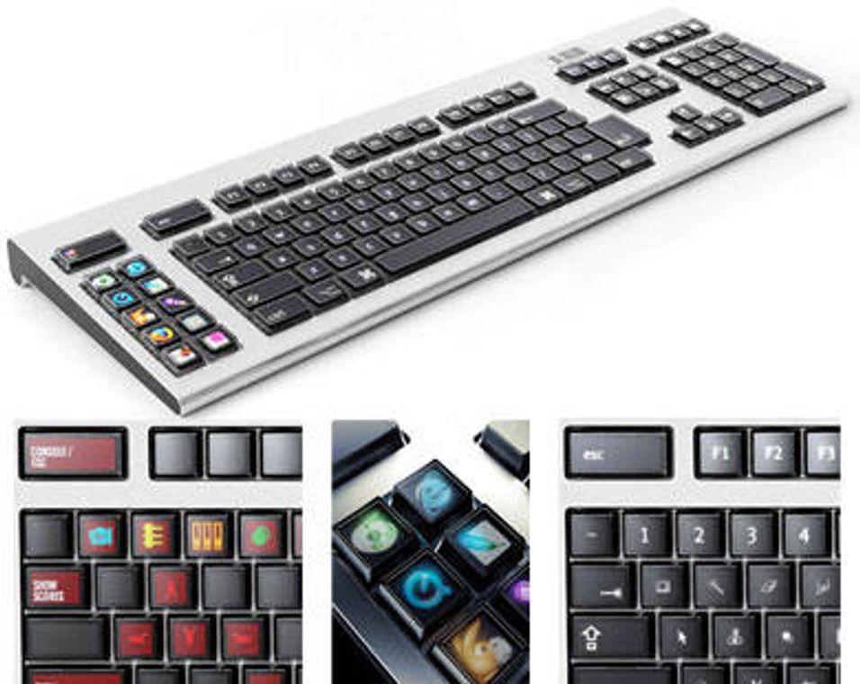 Verdens kuleste tastatur
