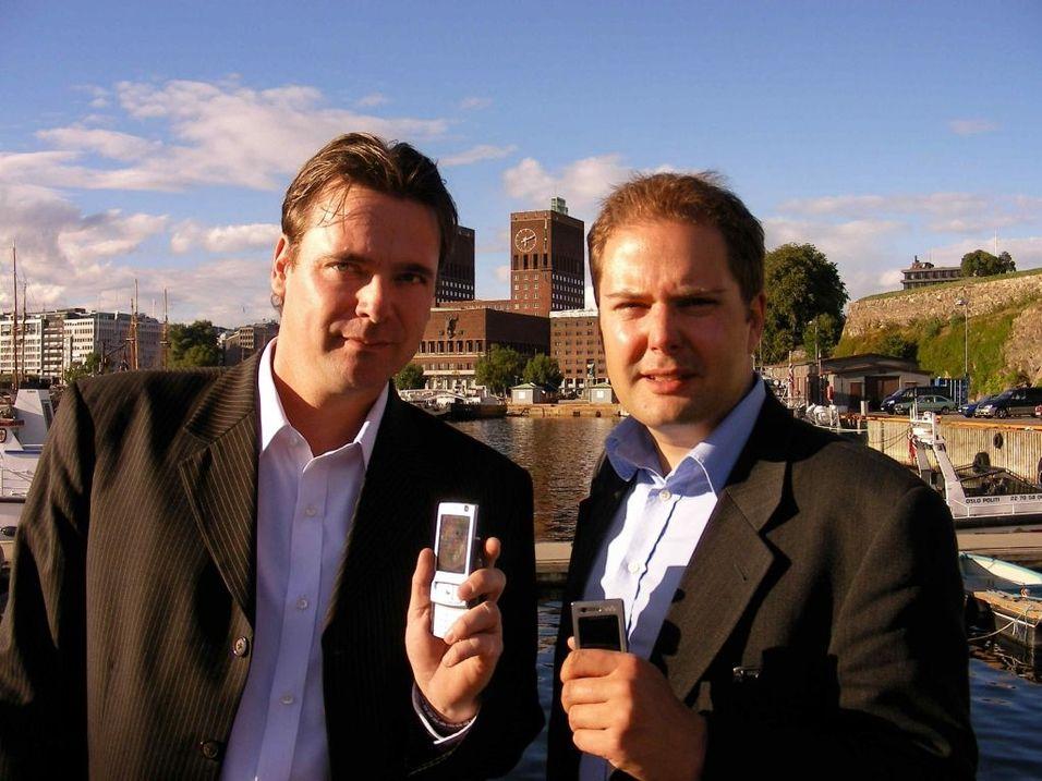 Nordmenn kan vinne gjev mobilpris